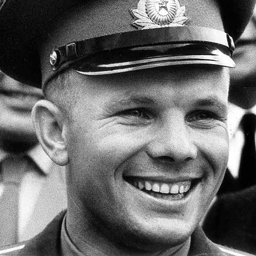 Answer YURI GAGARIN