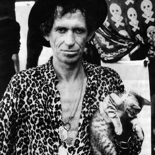 Antwort KEITH RICHARDS