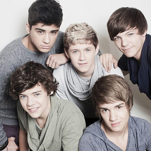 Answer ONE DIRECTION