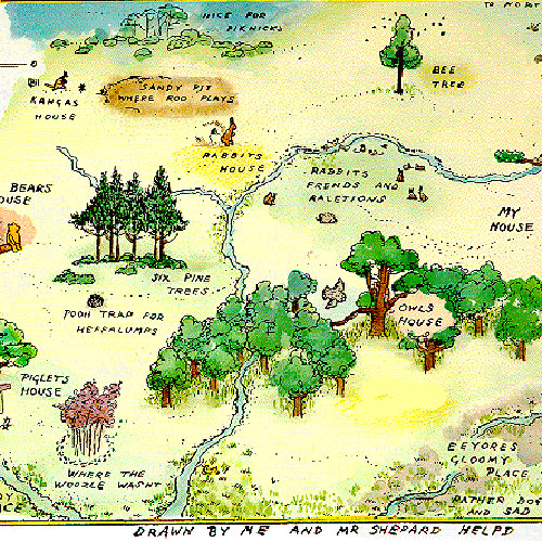Answer 100 ACRE WOOD