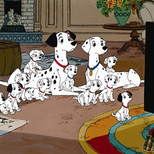 Answer 101 DALMATIANS