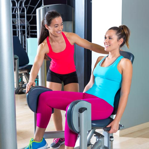 Answer HIP ABDUCTOR