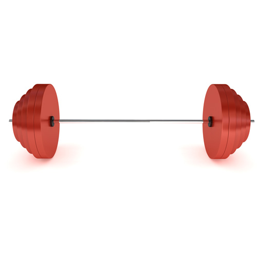 Answer BARBELL