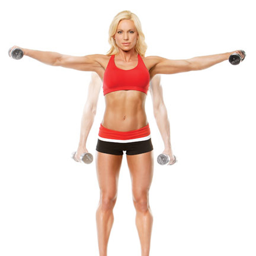 Answer LATERAL RAISE