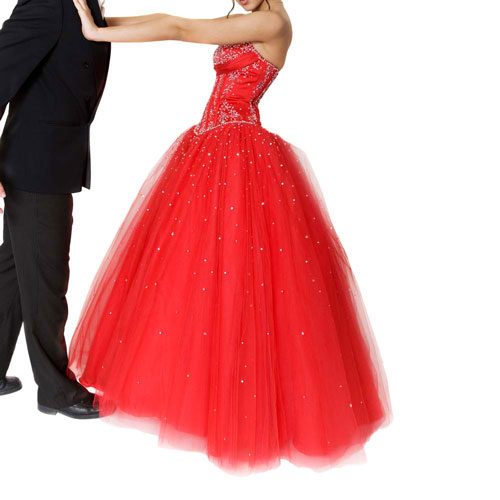 Answer BALL GOWN