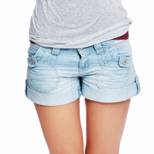 Answer DENIM SHORTS