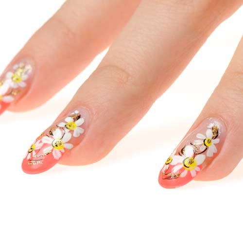 Answer NAIL ART