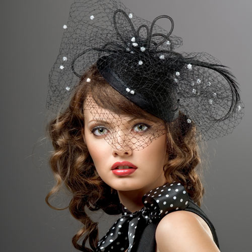 Answer FASCINATOR