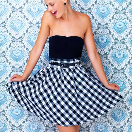 Answer GINGHAM