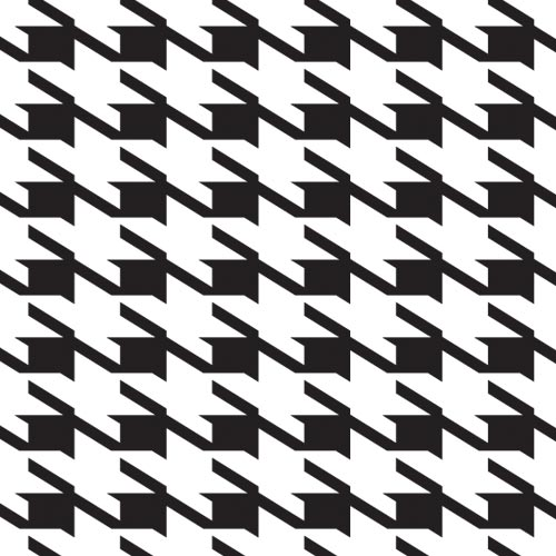 Answer HOUNDSTOOTH