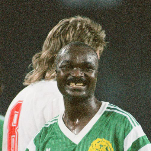 Answer ROGER MILLA
