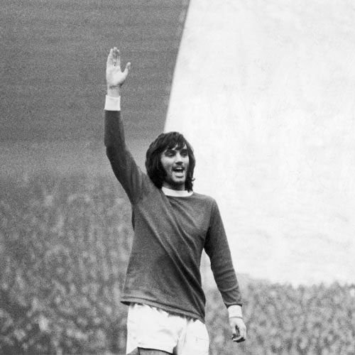 Answer GEORGE BEST