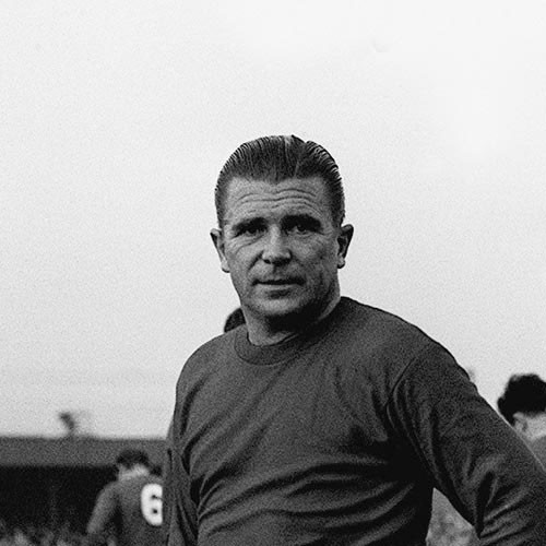 Answer FERENC PUSKAS
