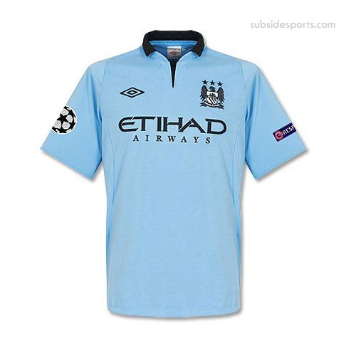 Answer MANCHESTER CITY