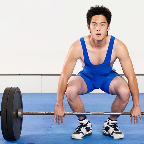 Answer WEIGHTLIFTING