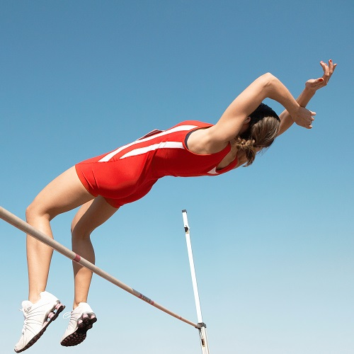 Answer HIGH JUMP