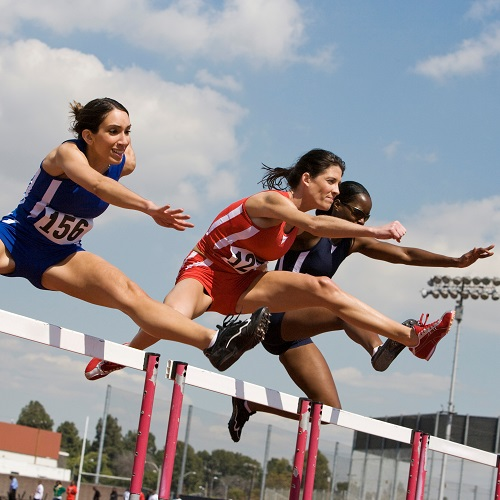 Answer HURDLES