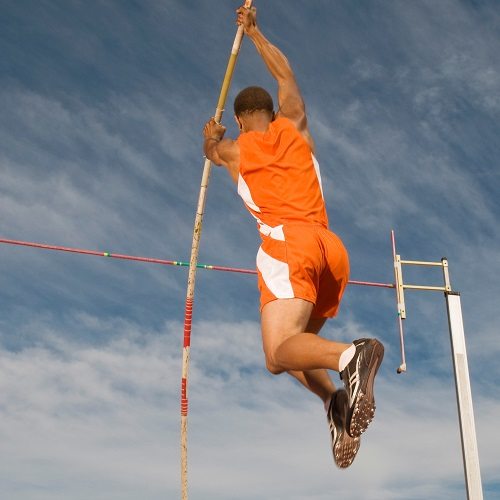Answer POLE VAULT