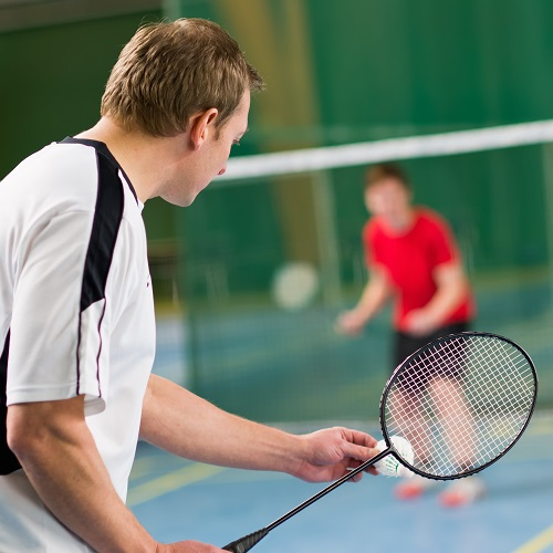 Answer BADMINTON