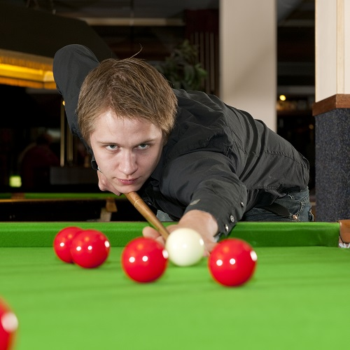 Answer SNOOKER
