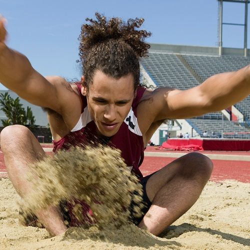 Answer LONG JUMP