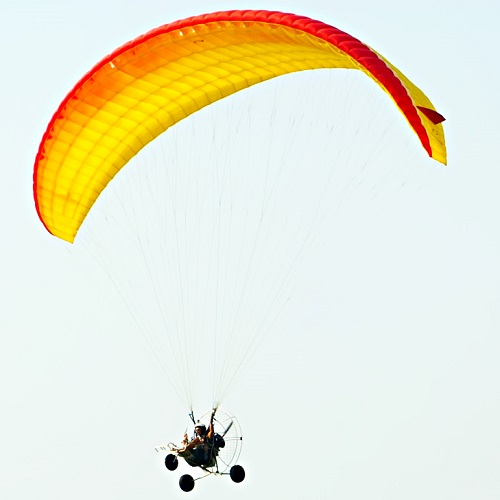 Answer PARAMOTORING