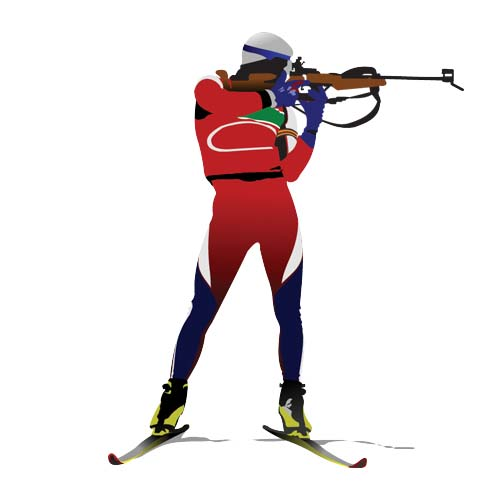Answer BIATHLON