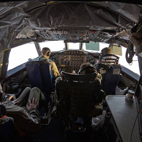 Answer COCKPIT
