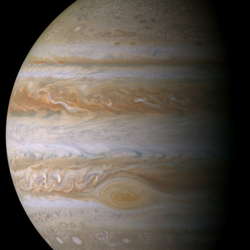 Answer JUPITER