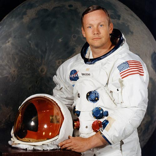 Answer NEIL ARMSTRONG