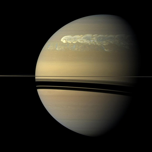 Answer SATURN