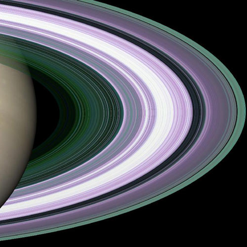 Answer SATURN`S RINGS