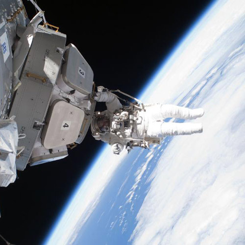 Answer SPACEWALK