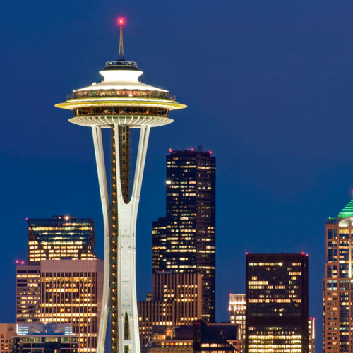 Answer  SPACE NEEDLE
