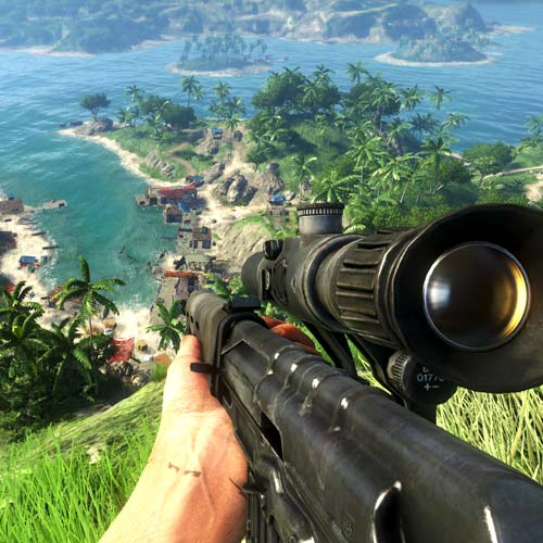 Answer FAR CRY 3