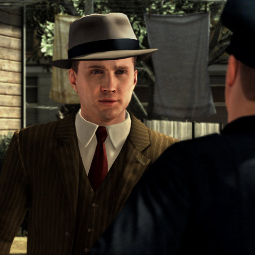 Answer LA NOIRE