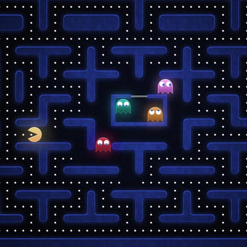 Answer PAC-MAN