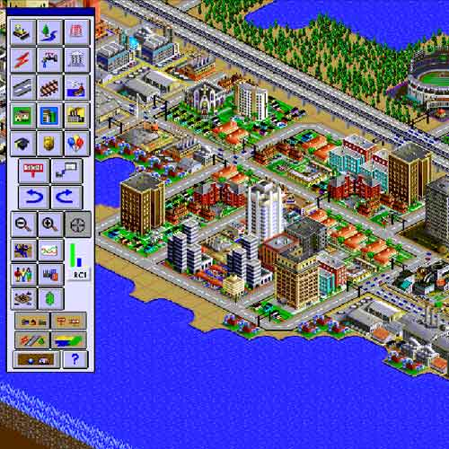 Answer SIMCITY